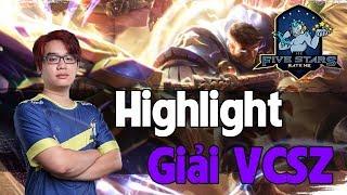 Tổng hợp Highlights Bán Kết VCSZ Giữa RM5S Ice Và Venus Gaming !