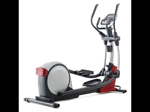 ProForm Smart Strider Pro SpaceSaver Elliptical