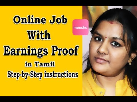 Download How To Earn From Meesho Best Reselling App In Tamil