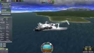 Kerbal Space Program - Aerodynamic Failures with Ferram Aerospace