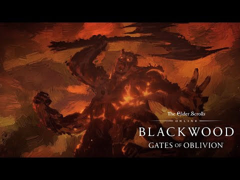 Elder Scrolls Online Drops A Story Trailer Ahead Of Upcoming Blackwood Launch