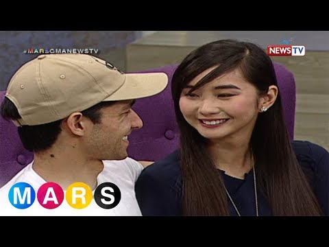 Mars:  Wil Dasovich says that Alodia Gosiengfiao helped him to survive cancer