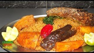 Le Thiéboudienne (Sénégal) Cuisine Africaine
