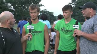 Passing League football preview: Griswold