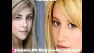 Jemma McKenzie-Brown and Ashley Tisdale - A Night To Remembe