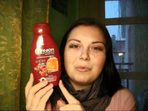 Nietłusty olejek do włosów