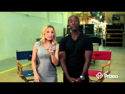 A House of Lies Experience with Don Cheadle and Kristen Bell
