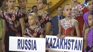 Великий Новгород принимает международные соревнования по спортивной акробатике «Кубок Золотова»
