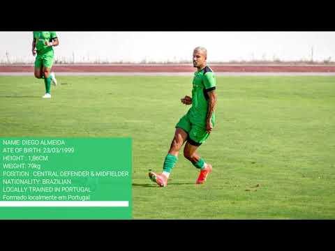 Diego Almeida Defender & Midfielder AGE 22