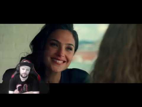 Wonder Woman 1984 – Official Trailer Reaction
