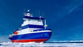 #10. ТОП-10 Крупнейших ледоколов мира