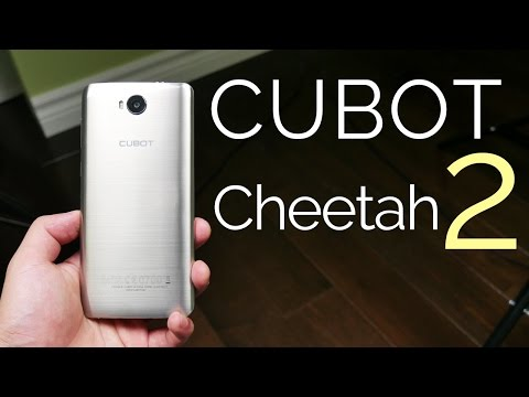 Cubot Cheetah 2 [4K] Unboxing and Quick Review
