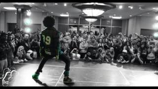 LES TWINS   Trinidad James All Gold Everything Remix