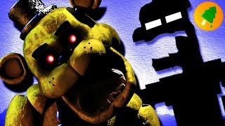 FNAF Ultimate Custom Night SOLVED: The Story You Never Knew