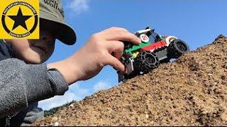 LEGO City 60115 Geländewagen 4x4 TROPHY TRUCK outdoor Test by Jack (4)