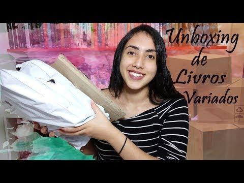 ?UNBOXING | Livros de Sebo & Saraiva | Leticia Ferfer | Livro Livro Meu