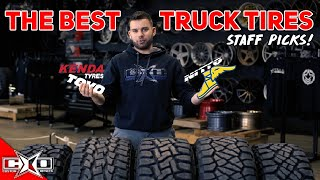 Best 5 Truck Tires || 2020 Staff Picks