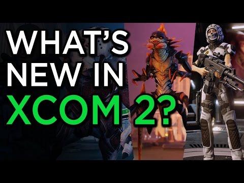 What's New in XCOM 2?