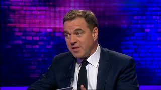 Niall Ferguson BBC interview on Borders; Nationhood & the EU