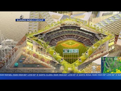 A's Unveil Plans For Proposed Ballpark At Howard Terminal