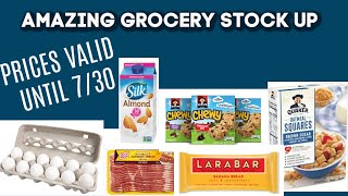 Couponing For Groceries | Best Grocery Deals This Week