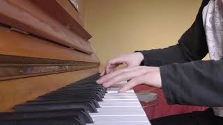 Apoptygma Berzerk - Nearer (PIANO COVER)