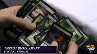 Grand Prix Atlanta 2014 - Draft #2 with Luis Scott-Vargas