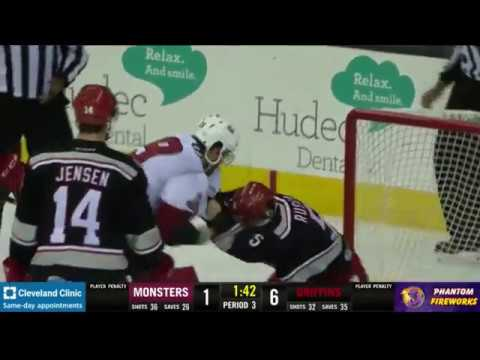 Michael Chaput vs. Robbie Russo