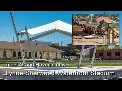 Video: Lynee Sherwood Memorial Stadium – by Bob Walma