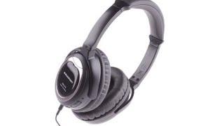 Blaupunkt Comfort 112 Noise canceling headphones unboxing
