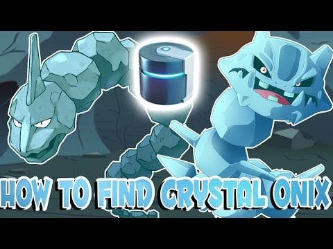 HOW TO FIND CRYSTAL ONIX! EVENT! - Roblox Brick Bronze