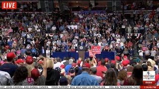 WATCH: President Trump Rally in Youngstown, OH LIVE STREAM