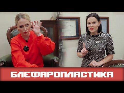 Блефаропластика | Интервью с пластическим хирургом Марией Шелег