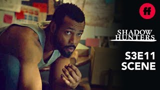 Shadowhunters Season 3, Episode 11 | Luke's Theory | Freeform