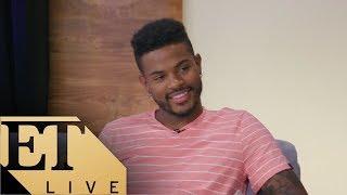 ET Live With Trevor Jackson