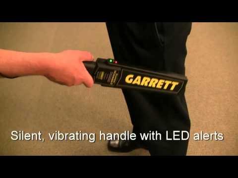 Detector de metales Garrett Super Scanner V