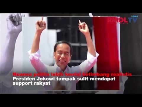 Jokowi Teruji dalam Hal Kegagalan