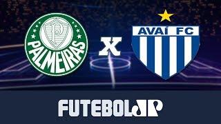 Palmeiras 2 X 0 Avaí - 13/06/19 - Brasileirão