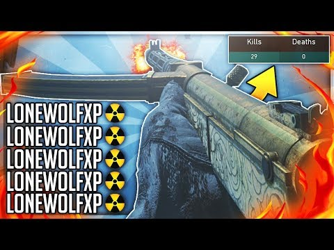 EPIC TYPE 100 CHECKED OUT GETS AN INSANE FLAWLESS V2 ROCKET IN COD WW2! (COD WWII OP TYPE 100 CLASS)