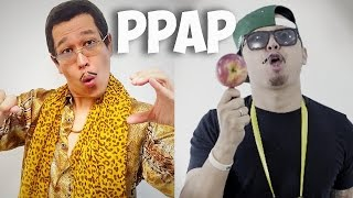 PPAP PEN PINEAPPLE APPLE PEN In 4K Video By Udin Swek #PPAP