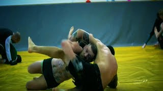 Conor McGregor Wrestling Training for Khabib HD