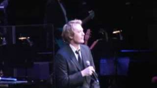 Peter Cetera Medley - David Foster Tribute with Clay Aiken Singing