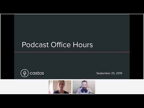 Podcast Office Hours: Edition #3