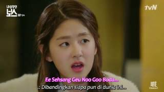 Chae Ro Woon - Neol Sarang Ha Get Suh (Introvert Boss Ep.  13)