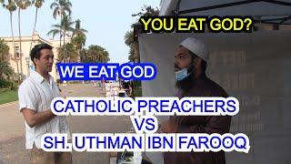 Catholicism or Islam? | Catholic Preachers Vs Sheikh Uthman Ibn Farooq