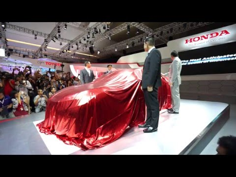 Honda Civic Launch IIMS 2016