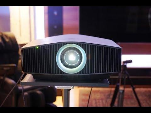 4K Laser Sony VPL-VW760ES Heimkino Beamer im Test