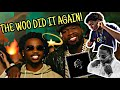 POP SMOKE - THE WOO ft. 50 CENT, RODDY RICCH | REACTION!