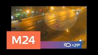 Врачи борются за жизнь пострадавших в аварии на Кутузовском проспекте - Москва 24