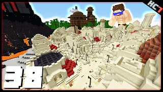 HermitCraft 7 | THE CITY OF TATOOREN! (except we're also Scar...) | Ep 38